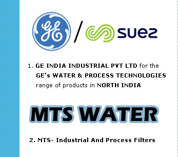 GE Water Treatment Products Distributor India | GE Water Treatment
